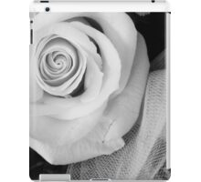 Wedding Rose iPad Case/Skin