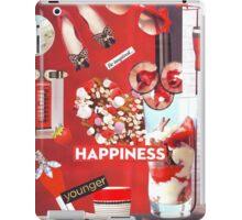 Fashion Collage #6 iPad Case/Skin