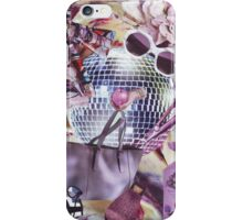 Fashion Collage #5 iPhone Case/Skin