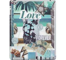 Fashion Collage #4 iPad Case/Skin