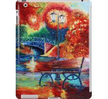 Bridge Over Calm Waters iPad Case/Skin