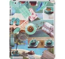 Fashion Collage #3 iPad Case/Skin