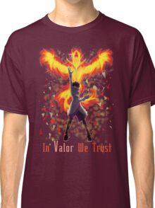Pokemon Go - In Valor We Trust Classic T-Shirt