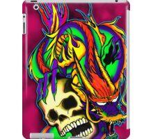 Conquer Over Death- Original iPad Case/Skin