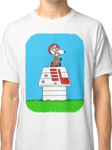 Snoop Skywalker, Rebel Alliance Flying Ace Classic T-Shirt