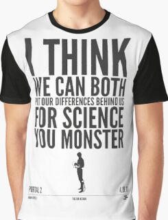 SCIENCE! Graphic T-Shirt