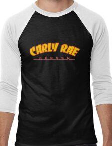 Carly Rae Thrasher Men's Baseball ¾ T-Shirt