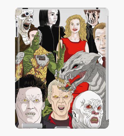 Buffy Big Bad Poster iPad Case/Skin