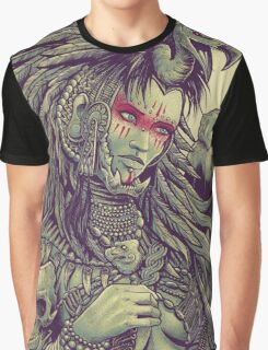 Vulture Queen Graphic T-Shirt