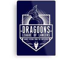 League of Lancers Metal Print