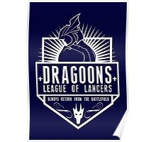 League of Lancers Poster