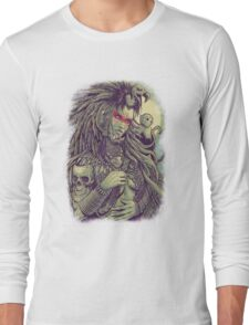 Vulture Queen Long Sleeve T-Shirt