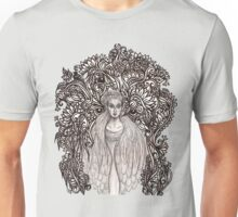 Swan dragon-fae Unisex T-Shirt