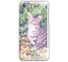 14 1419 0 watercolor iPhone Case/Skin
