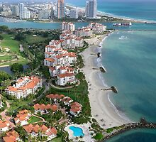 Miami: Fisher Island by Kasia-D