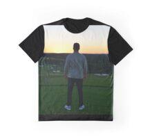 Sunset - Golf Graphic T-Shirt
