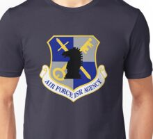 US Air Force Intelligence, Surveillance and Reconnaissance Agency (Historical) Unisex T-Shirt