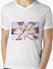 Vollyball Extreme Mens V-Neck T-Shirt