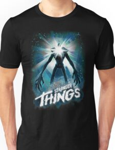 Stranger Things The Thing Mashup Unisex T-Shirt