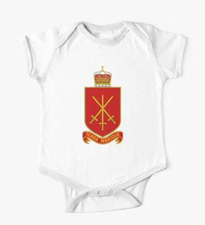 His Majesty's Armed Forces (Tonga) One Piece - Short Sleeve