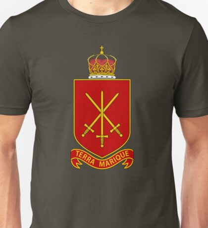 His Majesty's Armed Forces (Tonga) Unisex T-Shirt