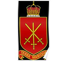 His Majesty's Armed Forces (Tonga) Poster