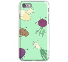 Veggie soup iPhone Case/Skin