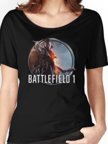 Battlefield 1 Women's Relaxed Fit T-Shirt