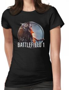 Battlefield 1 Womens Fitted T-Shirt