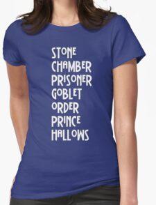 Harry Potter Titles T-Shirt