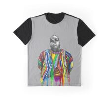 Biggie Smalls Watercolour  Graphic T-Shirt