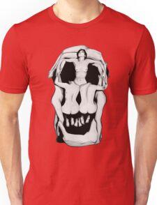 Salvador Dalí's Skulls - BLACK Unisex T-Shirt