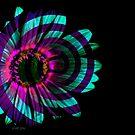 Floral Swirl  by Heather Friedman