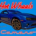 Hot Wheels Camaro Poster by ChasSinklier