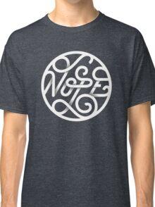 Nope - Typographic Art Classic T-Shirt