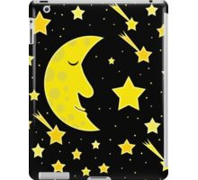 Sleeping moon iPad Case/Skin