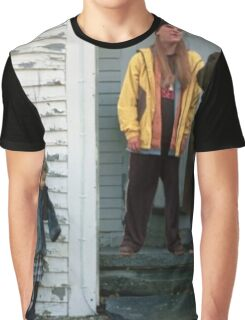 Jay and Silent Bob Are Raging Inside Me Graphic T-Shirt