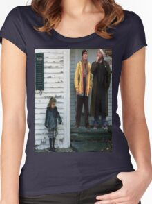 Jay and Silent Bob Are Raging Inside Me Women's Fitted Scoop T-Shirt