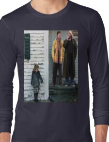 Jay and Silent Bob Are Raging Inside Me Long Sleeve T-Shirt