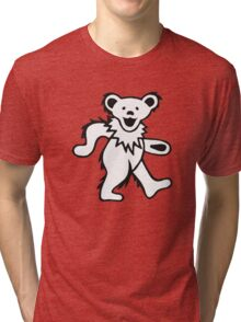 Bear Walking Tri-blend T-Shirt