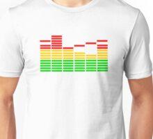 Equalizer reggae flag Unisex T-Shirt