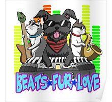 Beats - Fur - Love Poster
