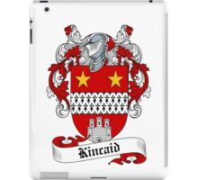 Kincaid  iPad Case/Skin
