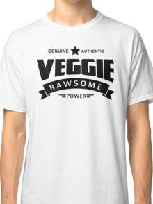 Veggie Rawsome Power Classic T-Shirt