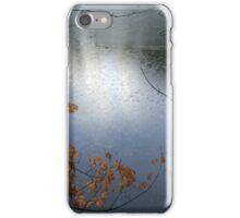 Yarrow Valley in Winter iPhone Case/Skin