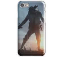 Battlefield 1 Soldier iPhone Case/Skin