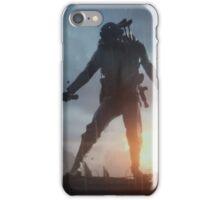 Battlefield 1 Soldier iPhone Case/Skin