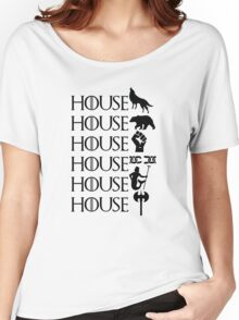 The North - Sworn to the Starks Women's Relaxed Fit T-Shirt