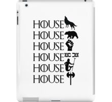 The North - Sworn to the Starks iPad Case/Skin