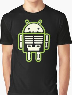 Android skeleton Graphic T-Shirt